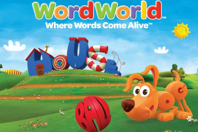 Learning with Word World on Netflix