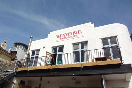 Marine Theatre Lyme Regis