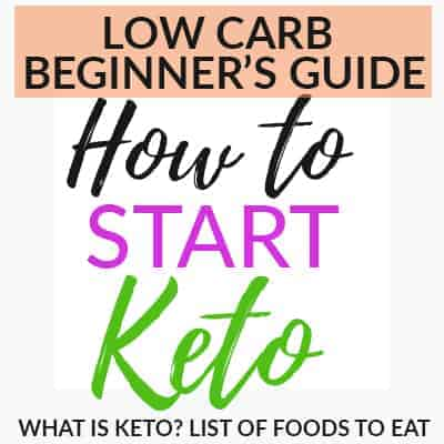 How To Start The Ketogenic Diet Guide - Life Made Sweeter