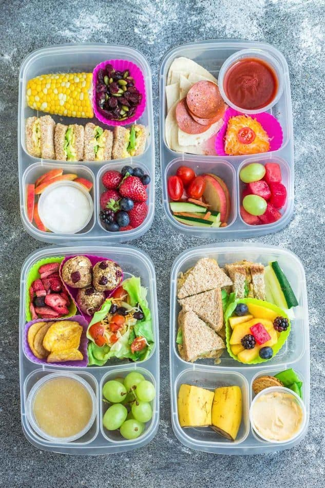 easy lunch ideas for work no microwave ltt