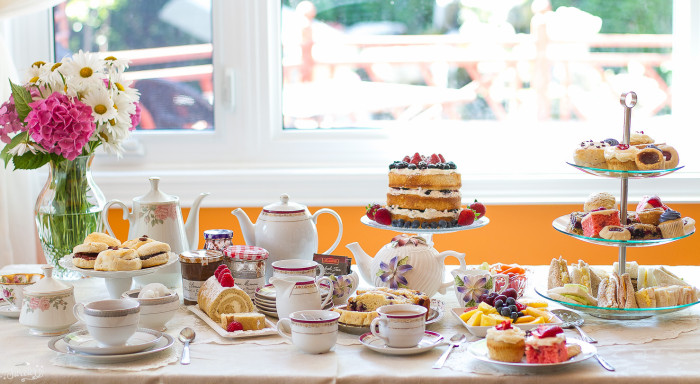 How To Throw An Afternoon Tea Party - Life Made Sweeter