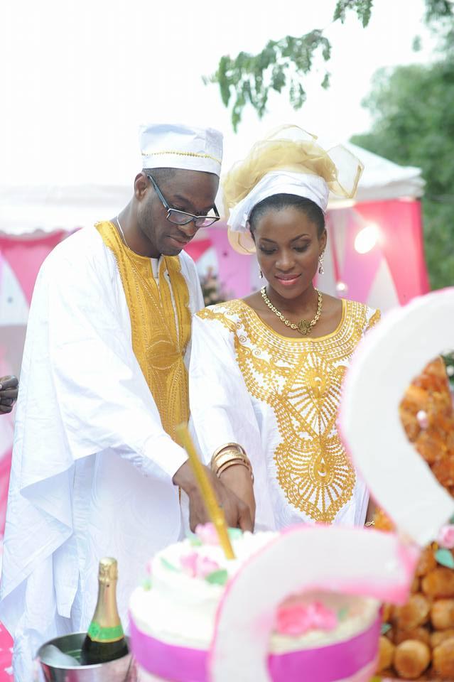 Mariage de Miss C te d 39 Ivoire 2012 LES PHOTOS Life Magazine