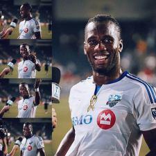 Didier Drogba annonce son départ de Montréal !