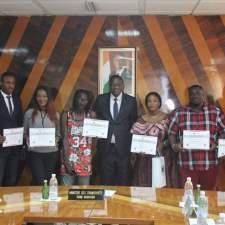 8 people désignés ambassadeurs de la sécurité routière
