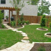 Дачные идеи – внутренний двор частного дома