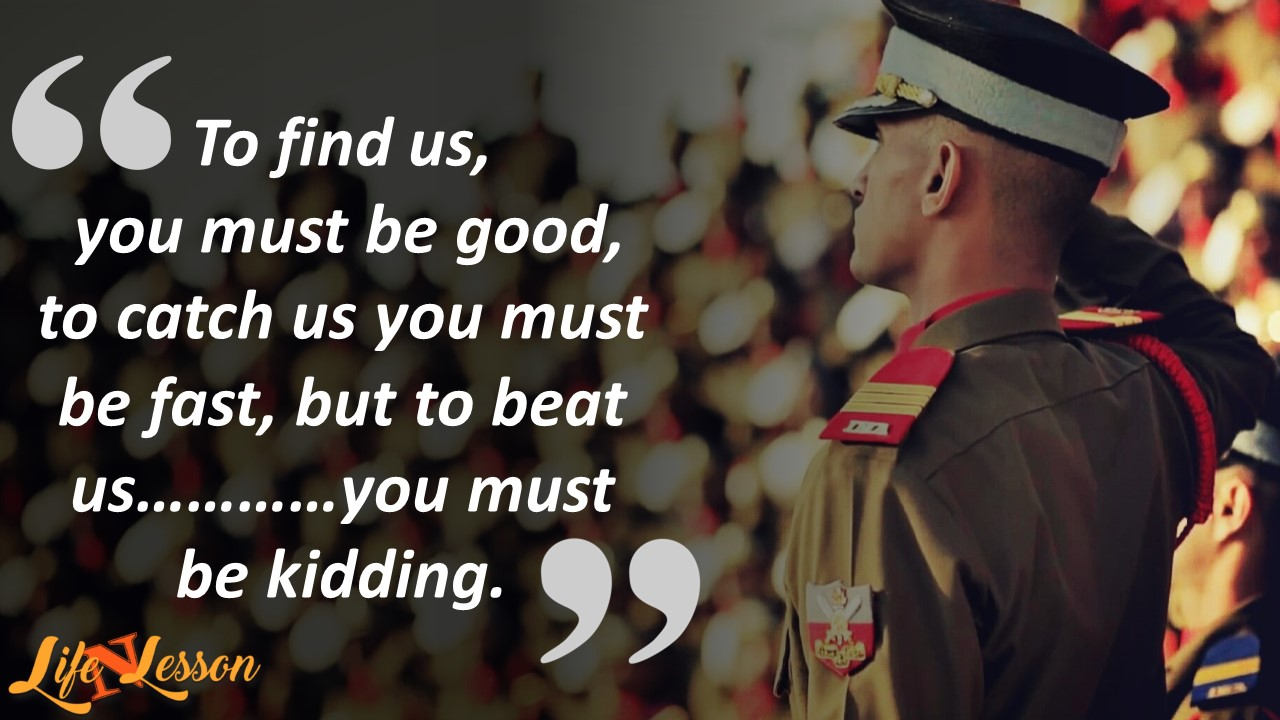 Beautiful Heart Touching Quotes Wallpapers These 11 Quotes On Indian Army Fill Your Heart With Pride