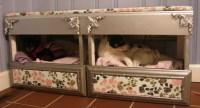 dog bed | lifeonlakestreet