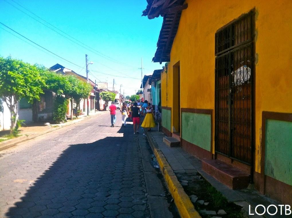 masaya streets