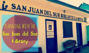 LOOTB Planning with the San Juan del Sur Library