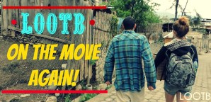 Life Out of the Box: On the move again