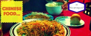 Life Out of the Box: Chinese Food in Nicaragua