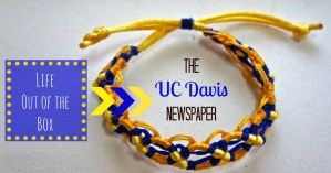Life Out of the Box in The UC Davis Newspaper