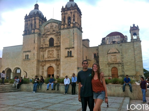 LOOTB Exploring the Streets of Oaxaca, Mexico