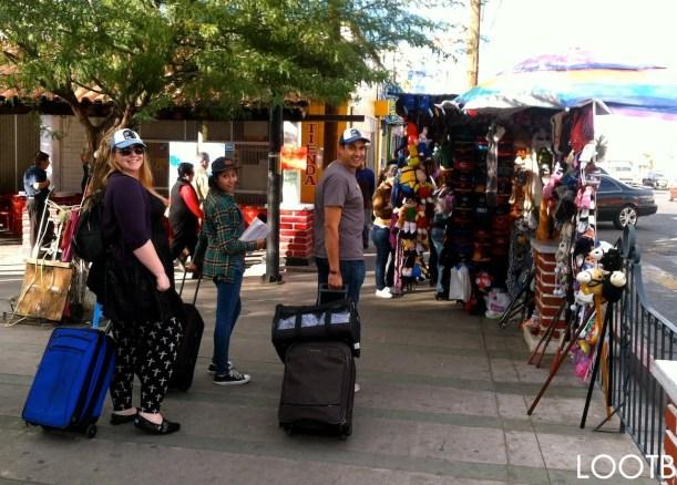 LOOTB Crosses the Border into Nogales, Mexico