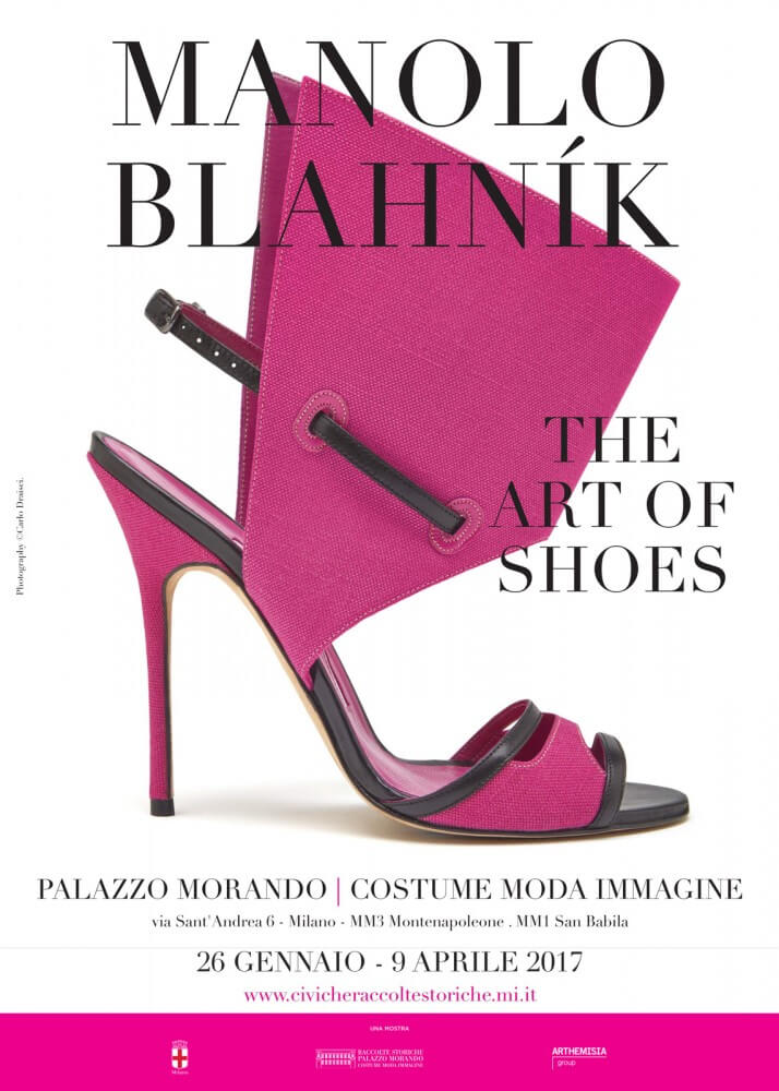 Manolo-Blahnik-ART-OF-SHOES-Poster