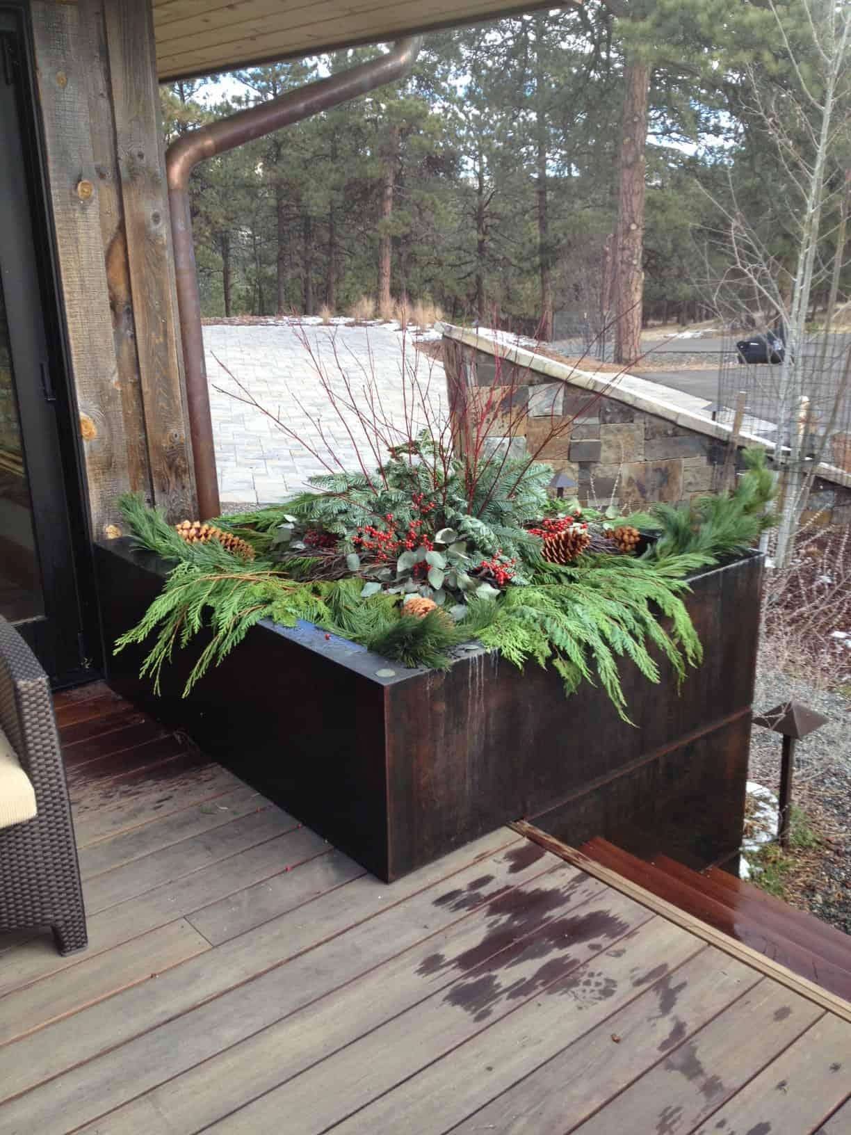 winter container gardens archives lifescape colorado