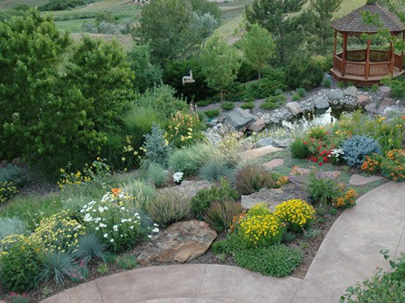 xeriscaping service in denver