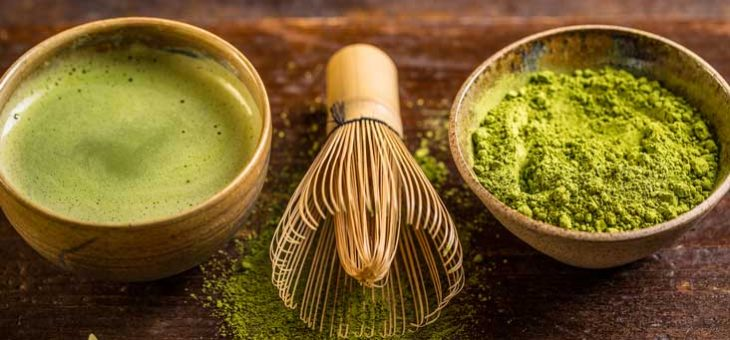Matcha Tea – my short morning ritual