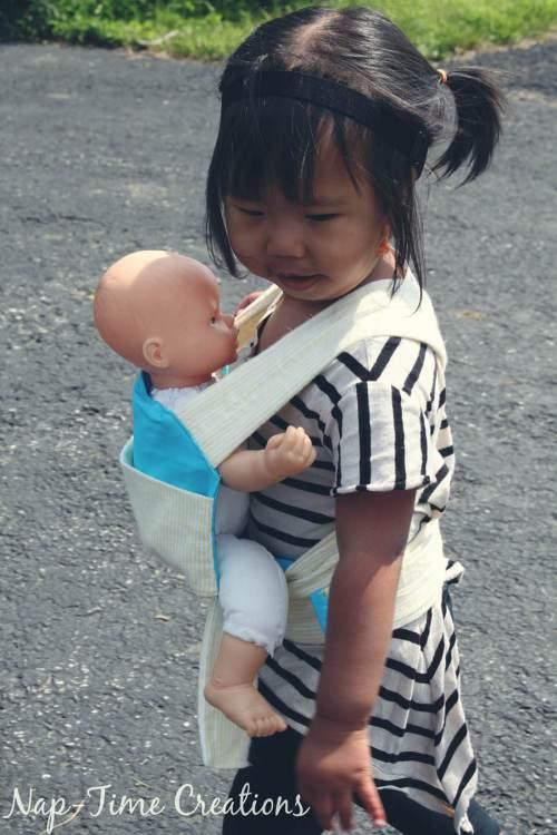 Medium Of Baby Doll Carrier