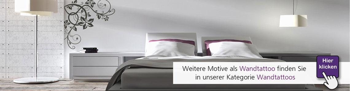 Wandtattoo Schlafzimmer Klein