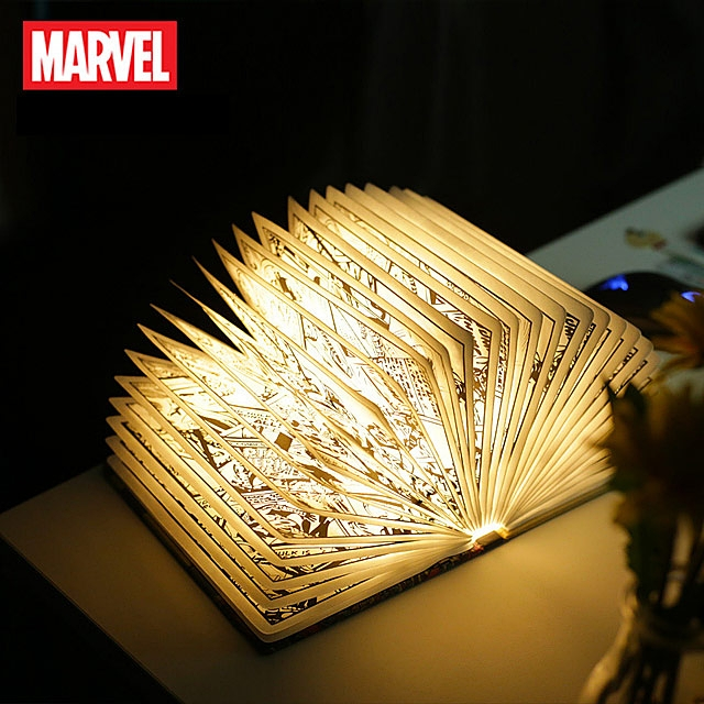 Boog Lamp Mavel Foldable Book Led Lamp
