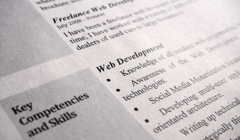 Gain Work Experience at University to Build Your CV