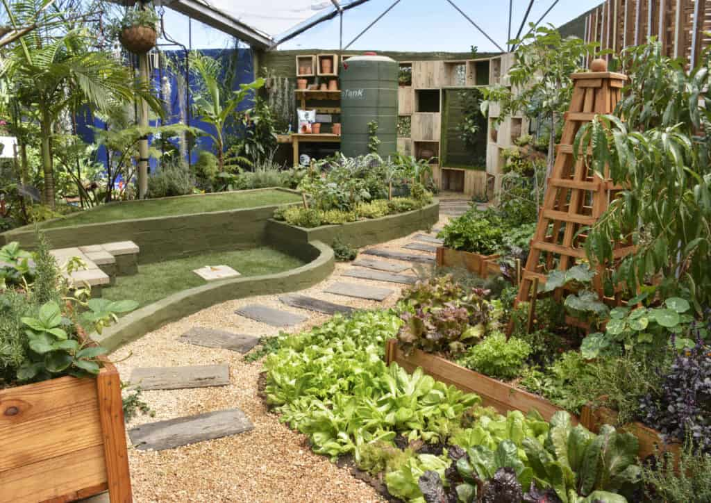 2018 Lifestyle Garden Design Show - 10 February to end May 2018