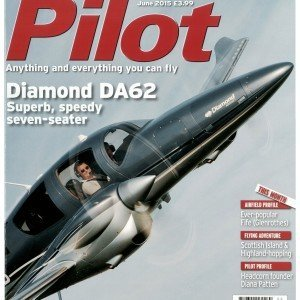 UK Pilot Diamond DA62