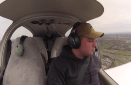 AOPA Live: Wounded Warrior Earns his IFR Ticket