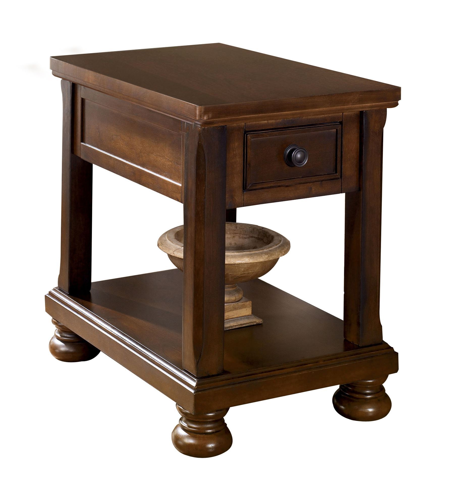 End Table For Living Room Jansen Chairside End Table