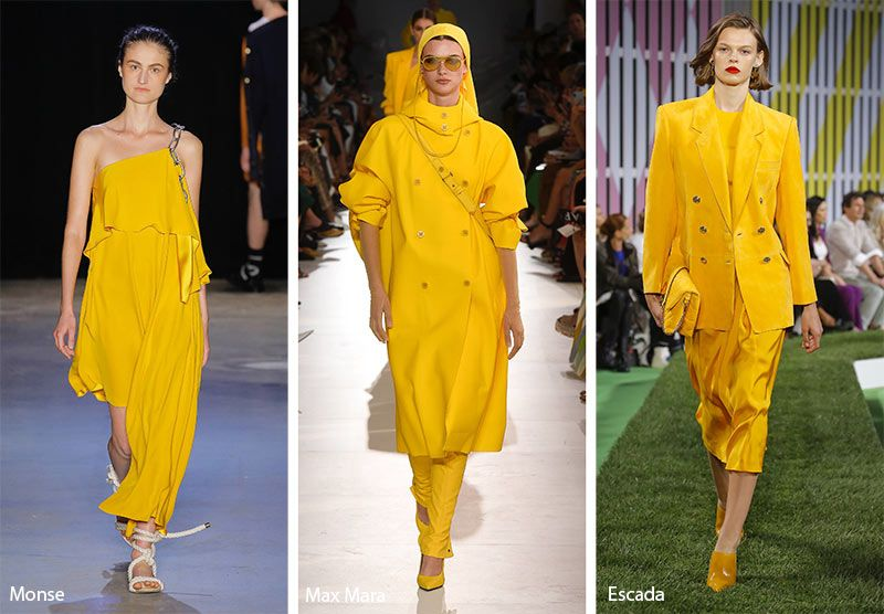 Dress In Style With These 2019 Runway Trends – THE ...