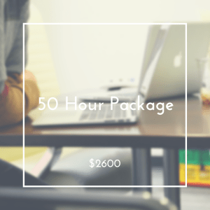 50 Hour Package