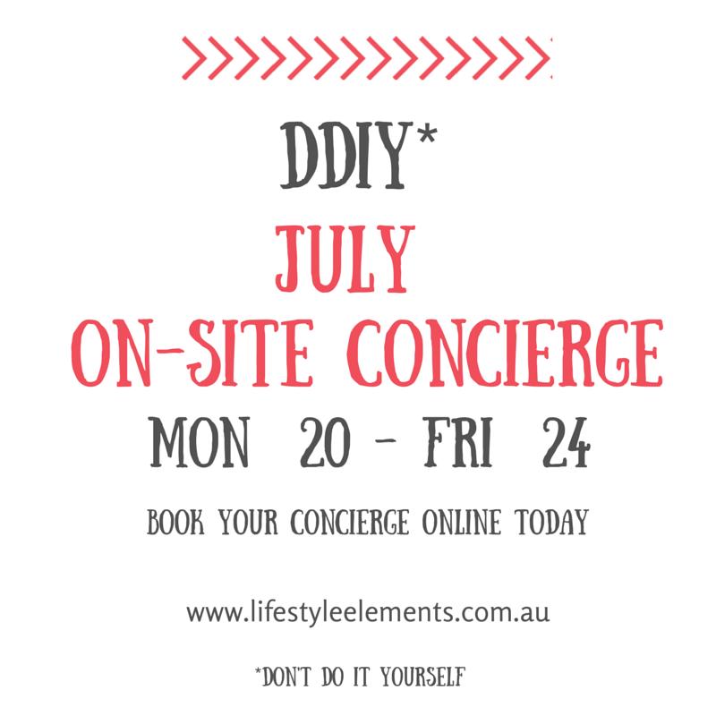 DDIY Onsite Concierge