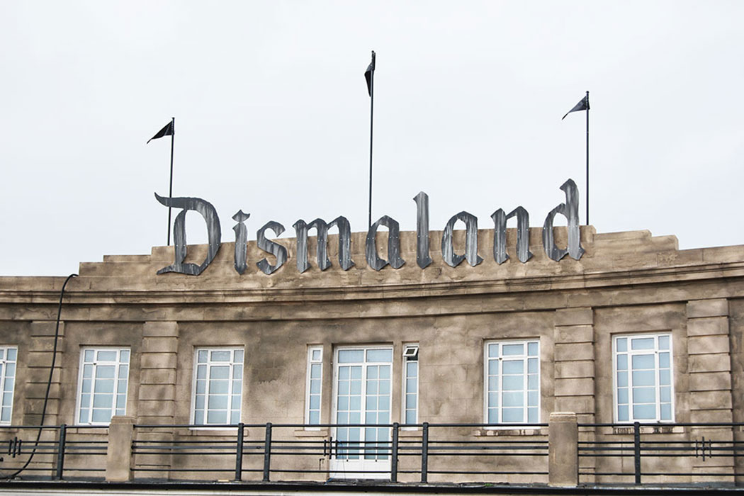 Dismaland Review And Pictures The Latest From Inside