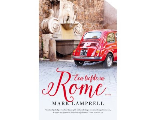 Een liefde in Rome Mark Lamprell