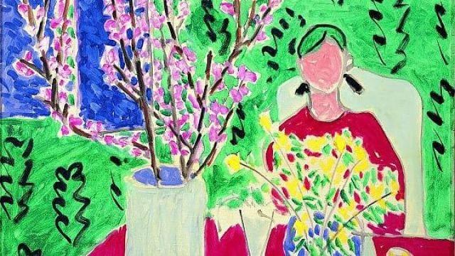 Gigli, Iris e Mimose