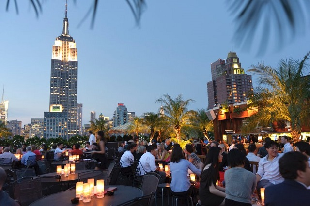 230 fith Avenue rooftop bar