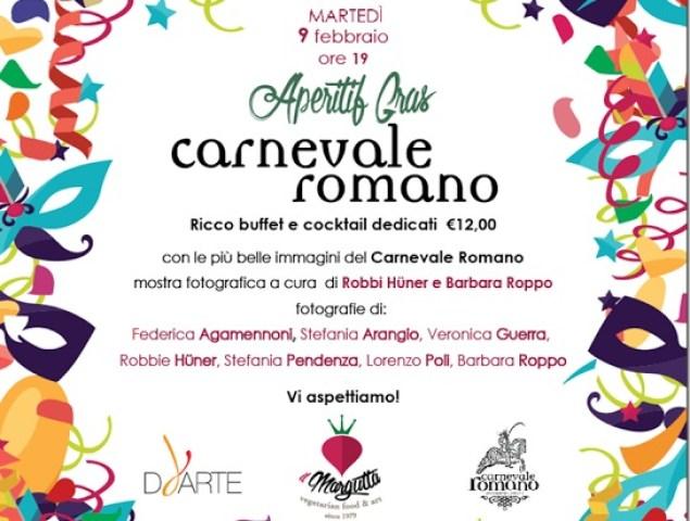 Carnevale Romano a Il Margutta