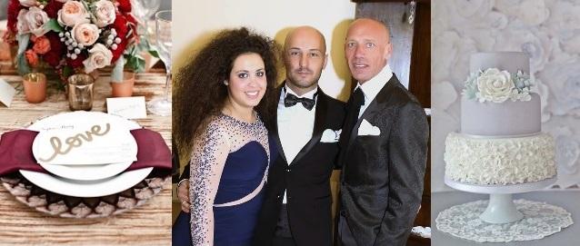 Delizie Wedding - Denise Rossi, William Vittori, Erno Rossi