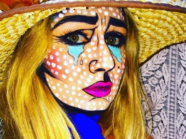 Make-up-carnevale-Pop-Art-Ciaramella