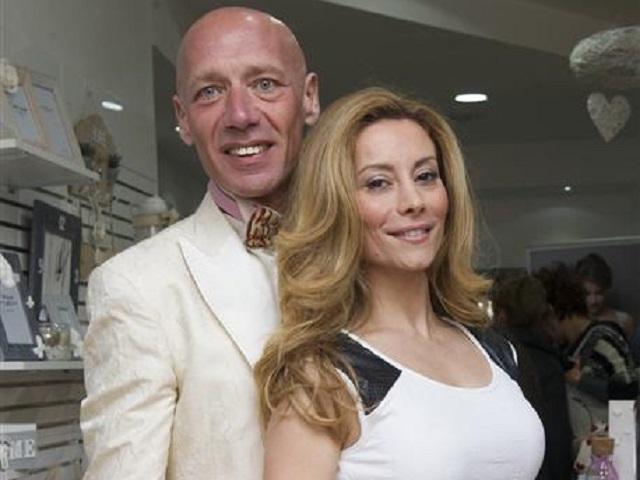 Erno Rossi con Antonella Salvucci
