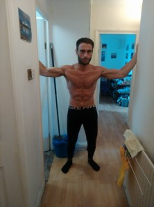 How I Reached a Muscular 8% Body Fat by Literally Trying not to Try
