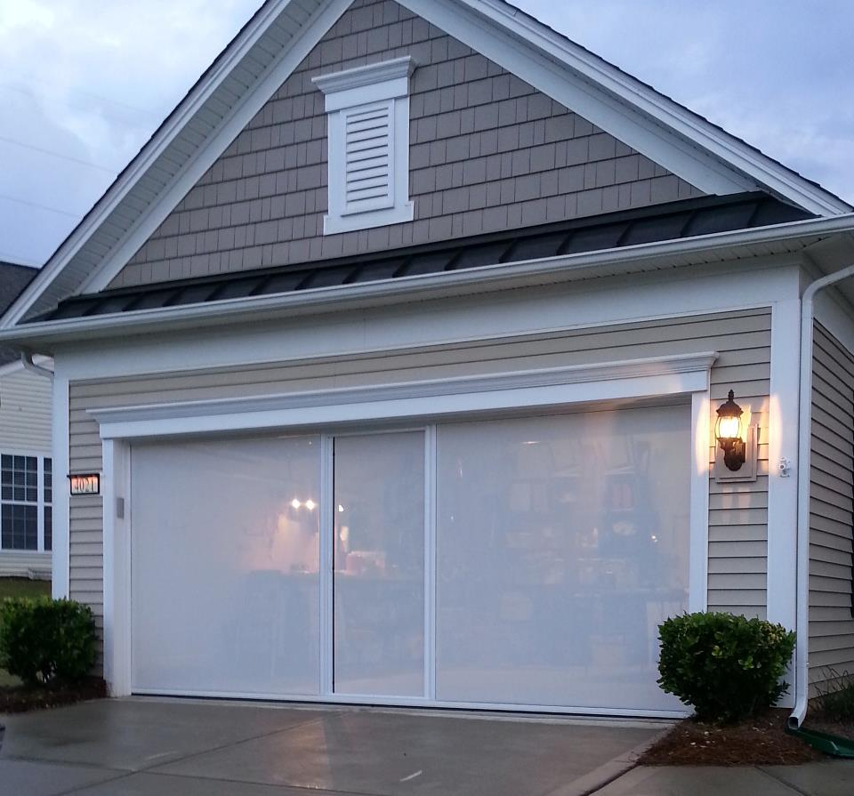 Garage Door Screen That Rolls Up New Product Lifestyle Screens