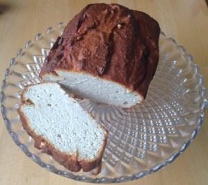 banana cake bread