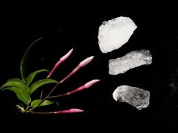 Nature knows best, volcanic alum for a natural deodorant