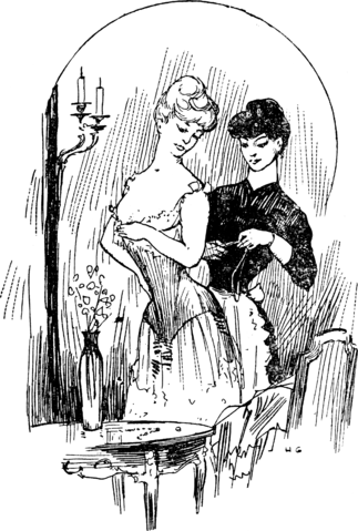 Women are driven by vanity and statistically has a higher percentage of being under pressure to look nice compared to men. We have seen how women endure so much pain wearing straight-front corset in our history just to achieve tiny waistlines and curvaceous bodies.