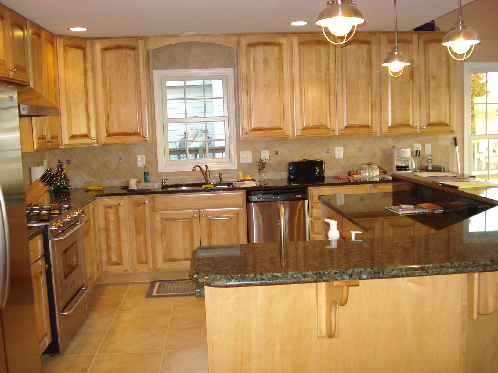 Kitchen Redesign Pictures Lifetime Design And Build Inc Completed Projects