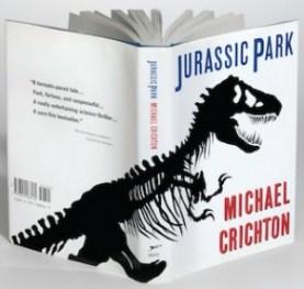 Neil Jurassic Park Book Chip Kidd