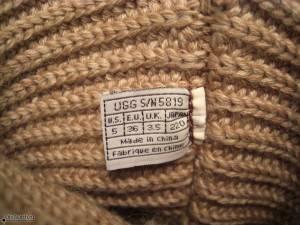 Лейбл. Угги (UGG) от магазина dealperfect.com