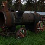 Музей паровозов. Переславль-Залесский